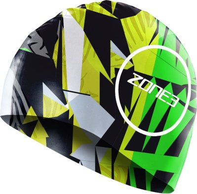 Silicone Swim Cap, High Jazz 2.0